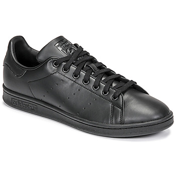 Shoes Low top trainers adidas Originals STAN SMITH SUSTAINABLE Black