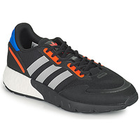 Shoes Low top trainers adidas Originals ZX 1K BOOST Blue / Grey