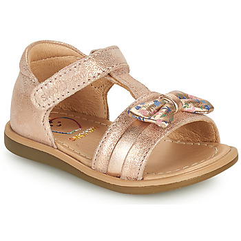 Shoes Girl Sandals Shoo Pom TITY NEW KNOT Pink
