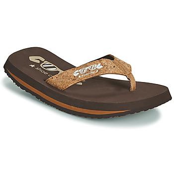 Shoes Men Flip flops Cool shoe ORIGINAL Beige