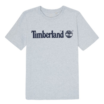 material Boy short-sleeved t-shirts Timberland NINNO Grey