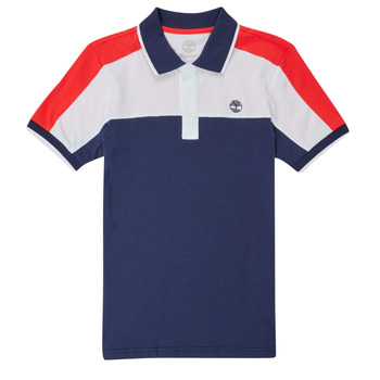 material Boy short-sleeved polo shirts Timberland MAMMA Multicolour