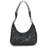Bags Women Shoulder bags Desigual BOLS_TAIPEI MEDLEY Black