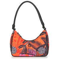Bags Women Shoulder bags Desigual BOLS_LACROIX MEDLEY Coral