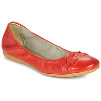 Shoes Women Ballerinas Dream in Green NERLINGO Red