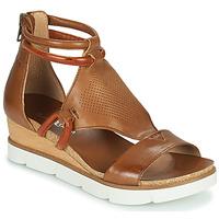 Shoes Women Sandals Dream in Green LIRABIEN Brown