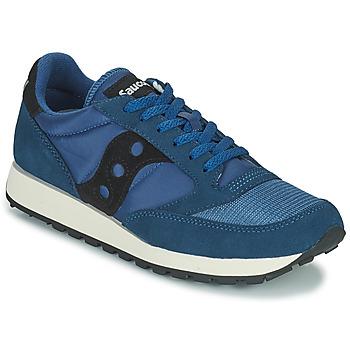 Shoes Men Low top trainers Saucony JAZZ VINTAGE Blue / Black