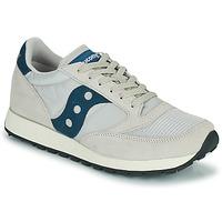 Shoes Low top trainers Saucony JAZZ VINTAGE Beige / Marine
