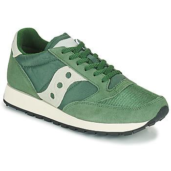 Shoes Men Low top trainers Saucony JAZZ VINTAGE Green