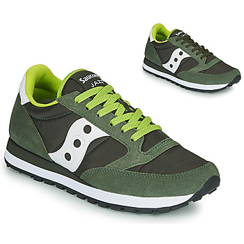 Shoes Men Low top trainers Saucony JAZZ ORIGINAL Grey / Kaki
