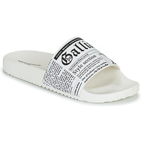 Shoes Men Sliders John Galliano CASSANDRA White