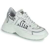 Shoes Women Low top trainers John Galliano SOFIA White