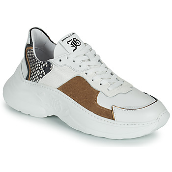 Shoes Women Low top trainers John Galliano MISTEY White