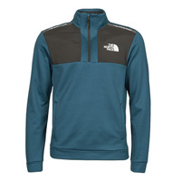 material Men Fleeces The North Face MA 1/2 ZIP Blue