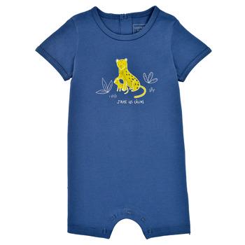 material Boy Jumpsuits / Dungarees Carrément Beau Y94205-827 Blue