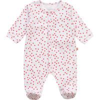 material Girl Sleepsuits Carrément Beau Y97101-10B White