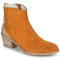 Shoes Women Mid boots Regard NEUILLY Brown