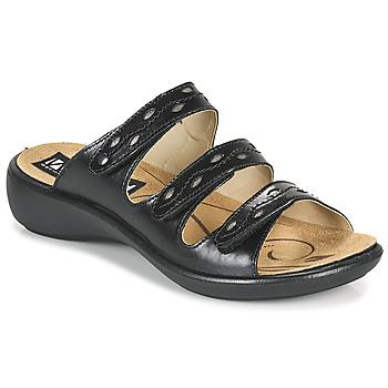 Shoes Women Mules Romika Westland IBIZA 66 Black