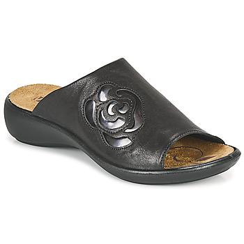 Shoes Women Mules Romika Westland IBIZA 117 Black