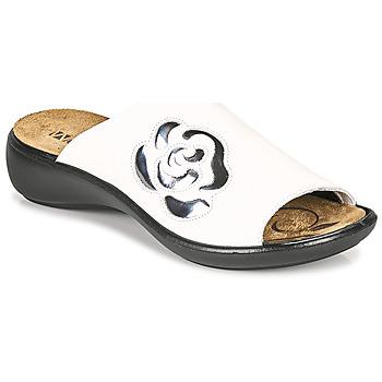 Shoes Women Mules Romika Westland IBIZA 117 White