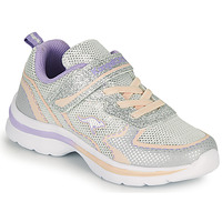 Shoes Girl Low top trainers Kangaroos KANGAGLOZZY EV Grey / Pink