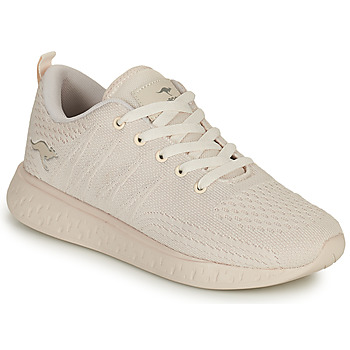 Shoes Women Low top trainers Kangaroos K-ACT QUIET Beige