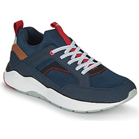 Shoes Men Low top trainers Kangaroos KO-SMART Blue / Red