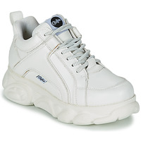 Shoes Women Low top trainers Buffalo CORIN White