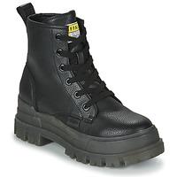 Shoes Women Mid boots Buffalo ASPHA RLD Black