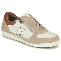 Shoes Women Low top trainers Damart 68010 White