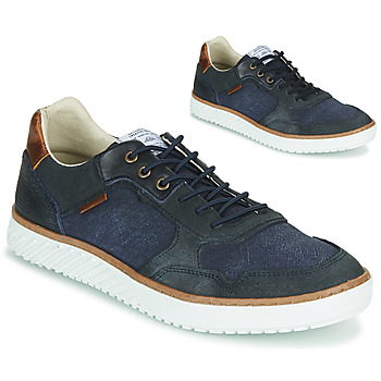 Shoes Men Low top trainers Bullboxer 660K20438ATNAC Blue