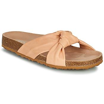 Shoes Women Mules Bullboxer 504000E1L Pink