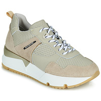 Shoes Women Low top trainers Bullboxer 323015E5C Beige