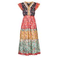 material Women Long Dresses Derhy SAGESSE Multicolour