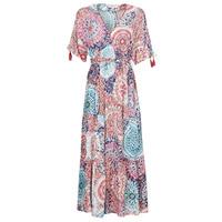 material Women Long Dresses Derhy STOP Multicolour