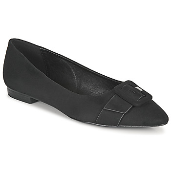 Shoes Women Ballerinas Esprit KINA Black