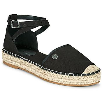 Shoes Women Espadrilles Esprit TUVA Black