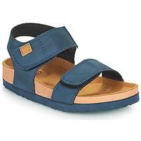Shoes Boy Sandals Gioseppo BAELEN Marine