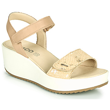 Shoes Women Sandals IgI&CO DRENNIA Beige
