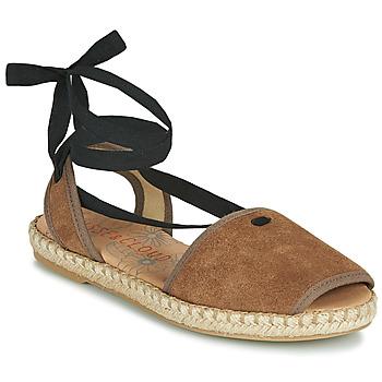 Shoes Women Espadrilles Musse & Cloud ONDARA Taupe