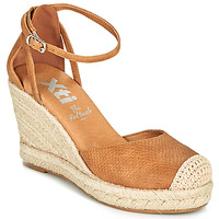 Shoes Women Espadrilles Xti NINA Cognac