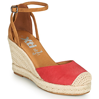 Shoes Women Espadrilles Xti NINA Red