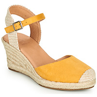Shoes Women Espadrilles Xti ALFED Yellow