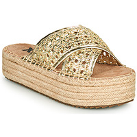 Shoes Women Mules Xti POLA Gold
