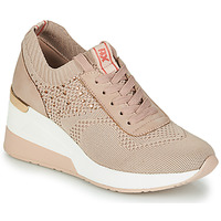 Shoes Women Low top trainers Xti ROSSA Pink