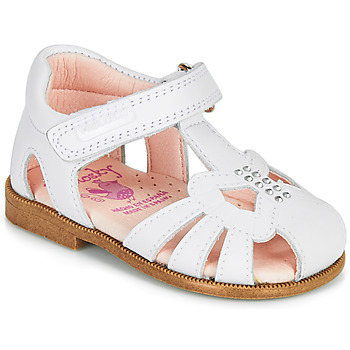 Shoes Girl Sandals Pablosky PAMMO White
