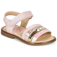 Shoes Girl Sandals Pablosky FRISSA Pink