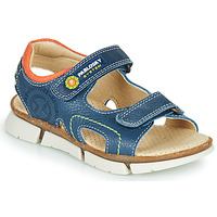 Shoes Boy Sandals Pablosky ELENA Marine
