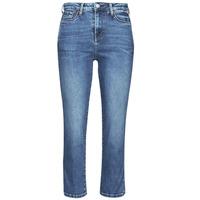 material Women slim jeans Pepe jeans DION 7/8 Blue / Medium