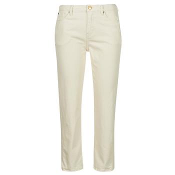 material Women slim jeans Pepe jeans DION 7/8 Ecru